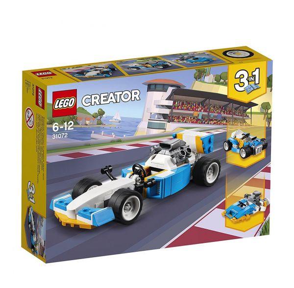 LEGO 31072 - Creator - Ultimative Motor-Power