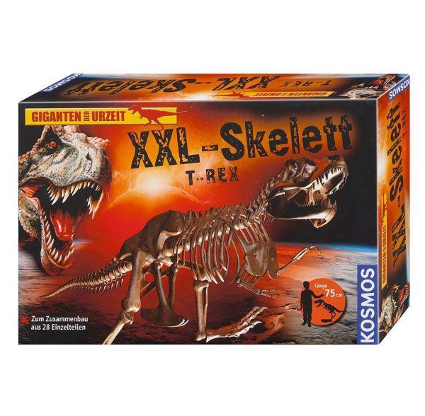 KOSMOS 632120 - Experimentierkasten - XXL Skelett T-Rex