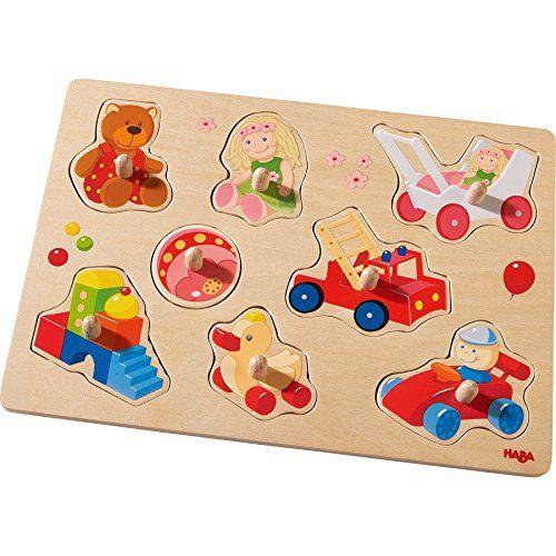 HABA 301963 - Greifpuzzle - Spielzeuge