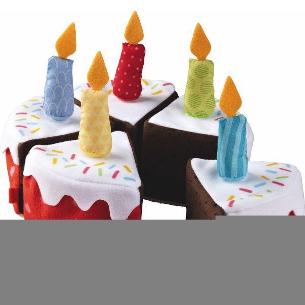 HABA 304105 - Biofino - Geburtstagstorte
