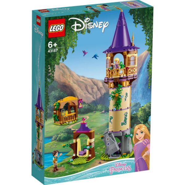 LEGO 43187 - Disney Princess - Rapunzels Turm