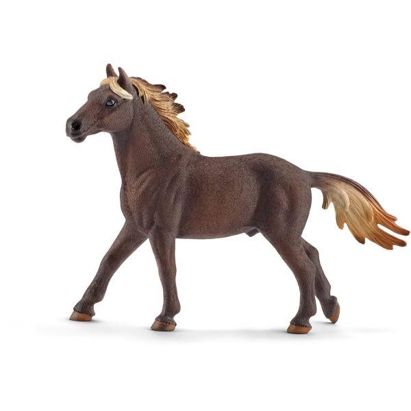 SCHLEICH 13805 - Farm World - Mustang Hengst