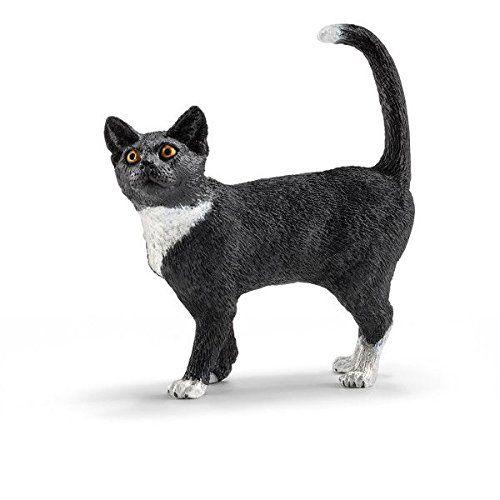 SCHLEICH 13770 - Farm World - Katze, stehend