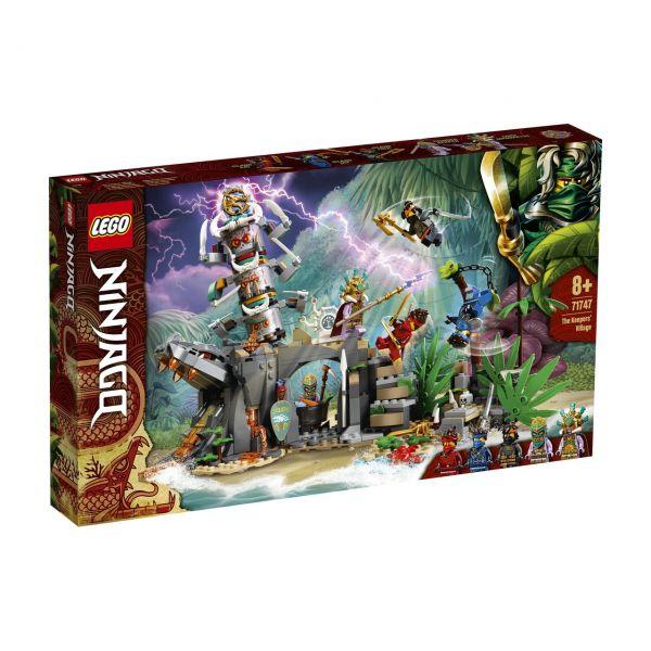 LEGO 71747 - NINJAGO - Das Dorf der Wächter