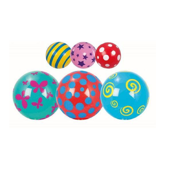 JOHN 50690 - Ball - Jumbo Spielball, verschiedene Motive, ca 35cm