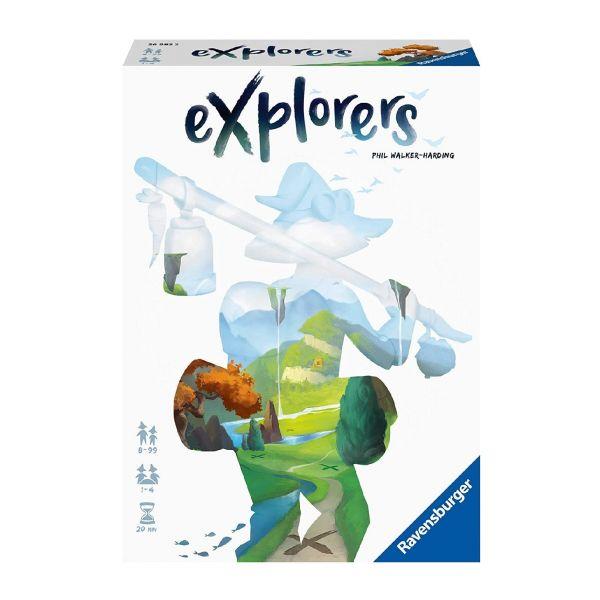RAVENSBURGER 26982 - Gesellschaftsspiel - Explorers