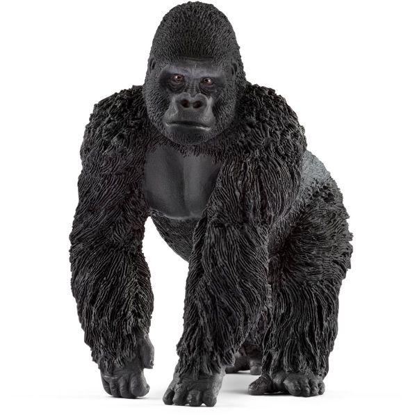 SCHLEICH 14770 - Wild Life - Gorilla Männchen