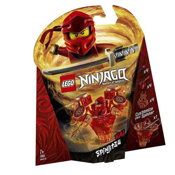 LEGO 70659 - Ninjago - Spinjitzu Kai