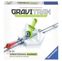 RAVENSBURGER 27592 - GraviTrax - Hammerschlag Konstruktionsspielzeug