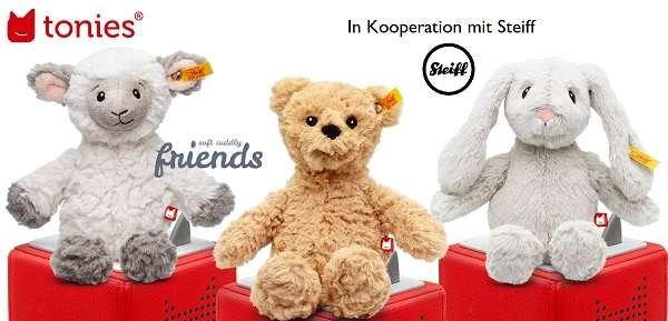 Tonies - Soft Cuddly Friends bei Spielzeugwelten