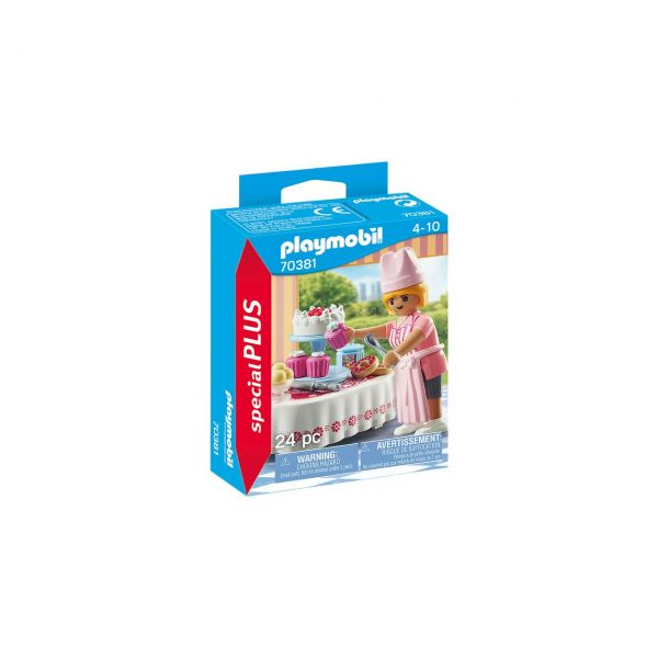 PLAYMOBIL 70381 - Special Plus - Candy Bar