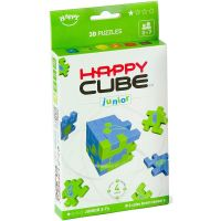 SMART GAMES 301 - Happy Cube - Junior, 6-er Pack