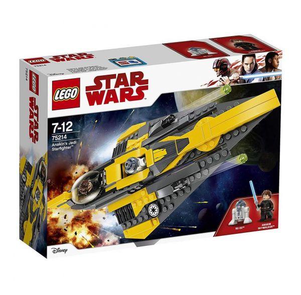 LEGO 75214 - Star Wars - Anakin's Jedi Starfighter