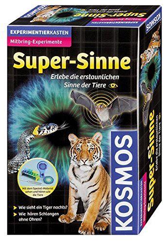KOSMOS 657512 - Mitbringexperiment - Super-Sinne