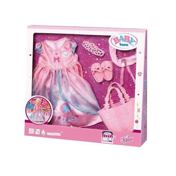 Zapf Creation 824801 - BABY born® Boutique - Deluxe Prinzessin