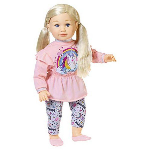 Zapf Creation 877654 - Puppe - Sally, ca. 63cm, Version 2019