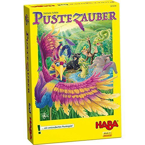 HABA 301878 - Mitbringspiel - Pustezauber