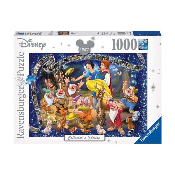 RAVENSBURGER 19674 - Puzzle - Schneewittchen, 1000 Teile