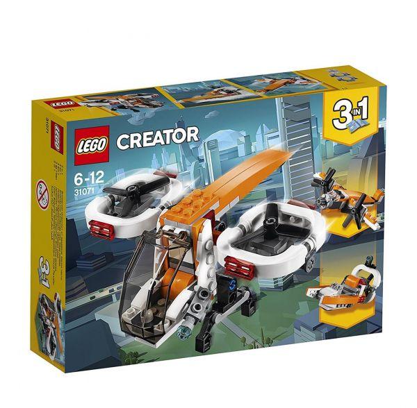 LEGO 31071 - Creator - Forschungsdrohne