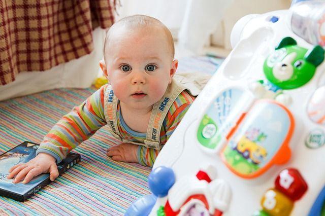 Babyspielzeug von 0 - 12 Monate