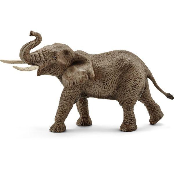 SCHLEICH 14762 - Wild Life - Afrikanischer Elefantenbulle
