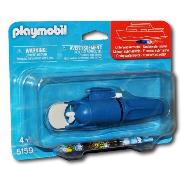 PLAYMOBIL 5159 - Sports & Action - Unterwassermotor