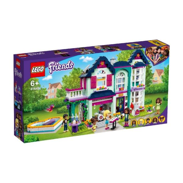 LEGO 41449 - Friends - Andreas Haus