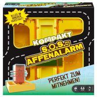 MATTEL GMM92 - Kinderspiel - S.O.S. Affenalarm Kompakt