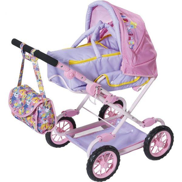Zapf Creation 828649 - BABY born® - Deluxe Pram Puppenwagen