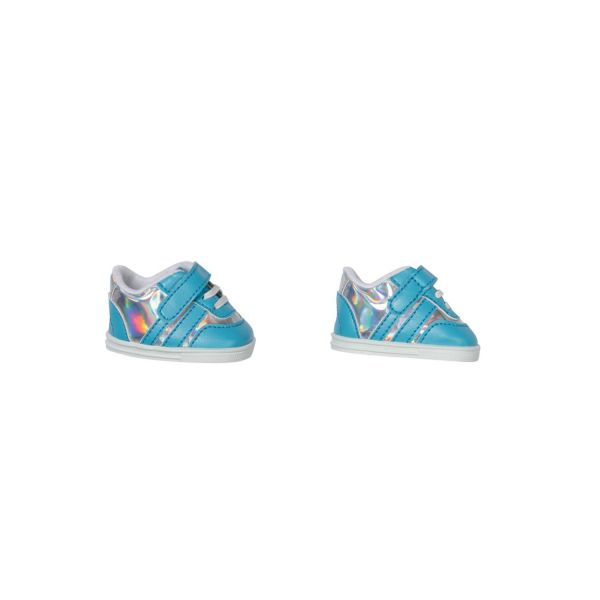 ZAPF 831779 - BABY born® - Sneakers blau, 43cm