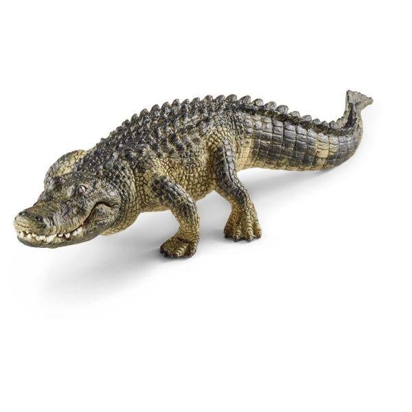 SCHLEICH 14727 - Wild Life - Alligator
