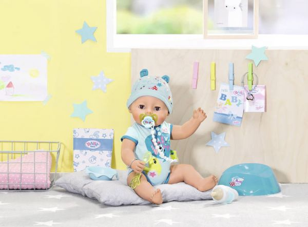 Zapf Creation 824375 - BABY born® Puppe - Soft Touch Boy