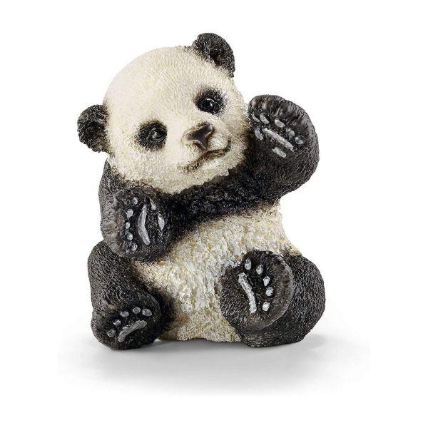 SCHLEICH 14734 - Wilf Life - Panda Junges, spielend