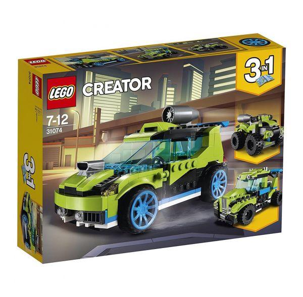 LEGO 31074 - Creator - Raketen-Rallyeflitzer