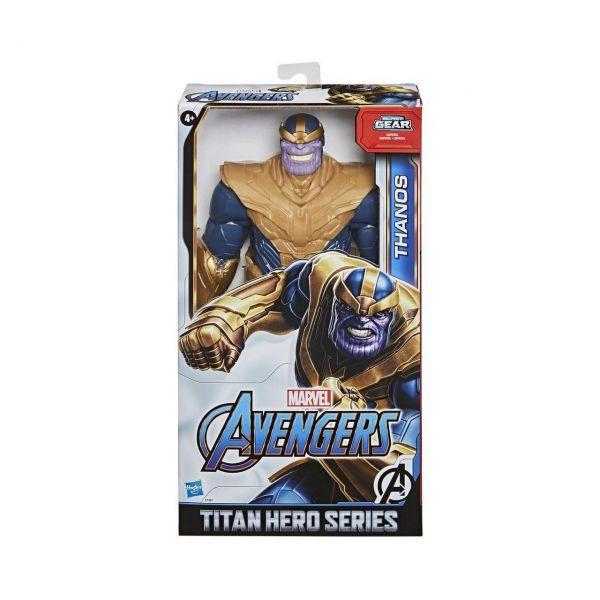 HASBRO E7381 - Marvel Avengers - Titan Hero Serie Deluxe: Thanos, 30cm