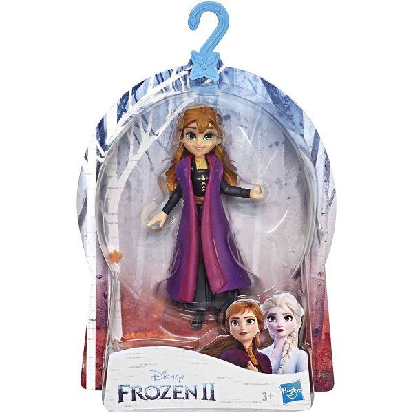HASBRO E6306 - Disney Frozen II - Kleine Puppe, ANNA