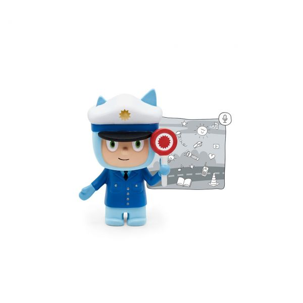 TONIES 10000262 - Kreativ-Tonie - Polizist