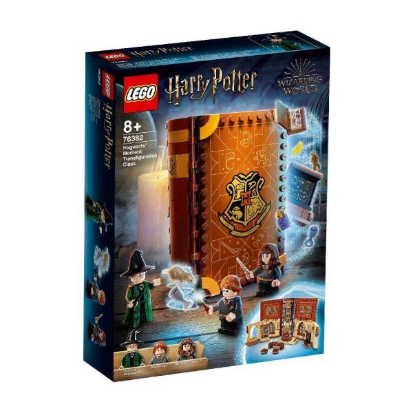 LEGO 76382 - Harry Potter™ - Hogwarts Moment - Verwandlungsunterricht