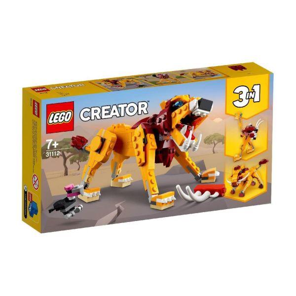 LEGO 31112 - Creator - Wilder Löwe