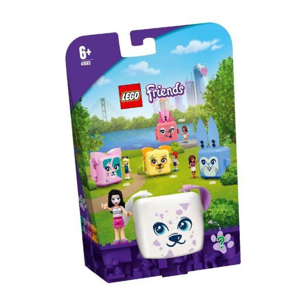 LEGO 41663 - Friends - Emmas Dalmatiner-Würfel