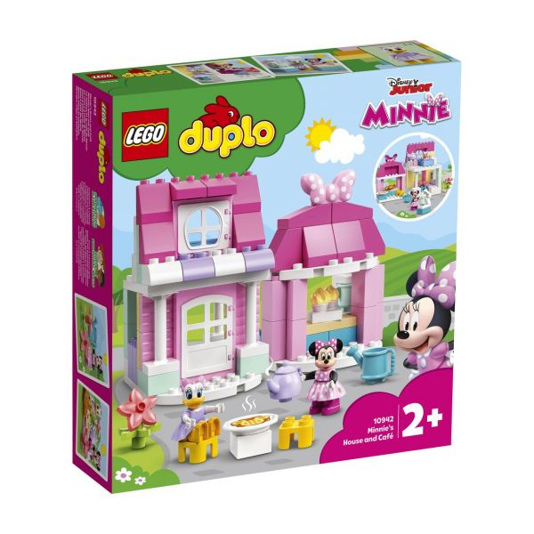 LEGO 10942 - DUPLO® - Minnies Haus mit Café