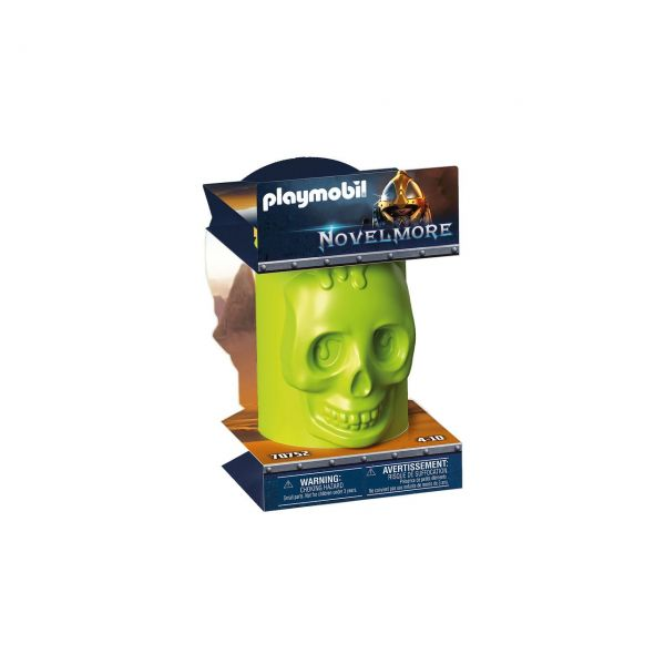 PLAYMOBIL 70752 - Novelmore - Sal'ahari Sands Skeleton Surprise Box, Skelettarmee (Series 1)