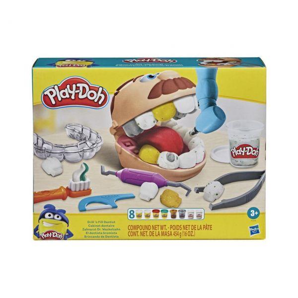 HASBRO F1259 - Play-Doh - Zahnarzt Dr. Wackelzahn