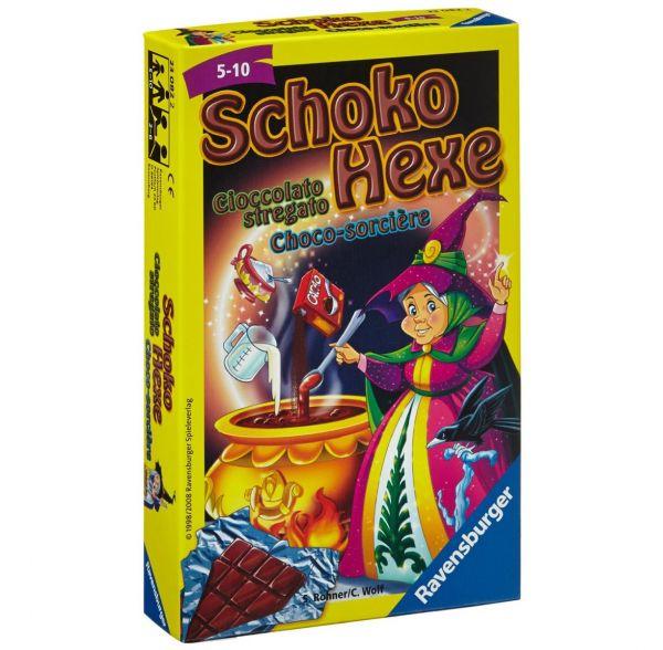 RAVENSBURGER 23082 - Mitbringspiel - Schoko Hexe