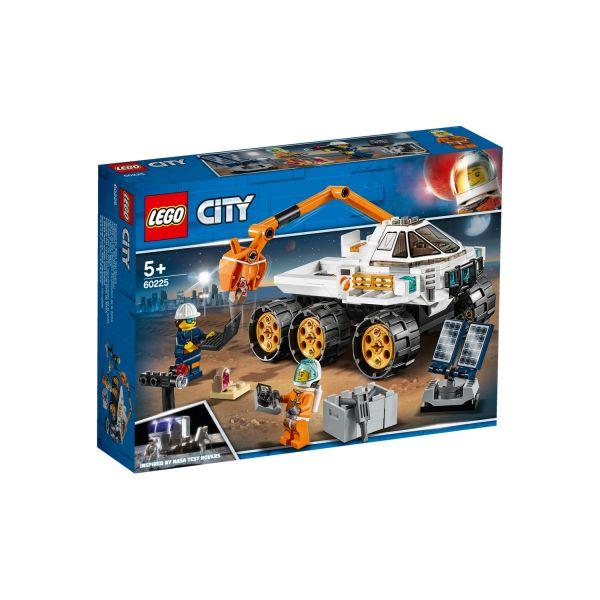 LEGO 60225 - City Weltraumhafen - Rover-Testfahrt