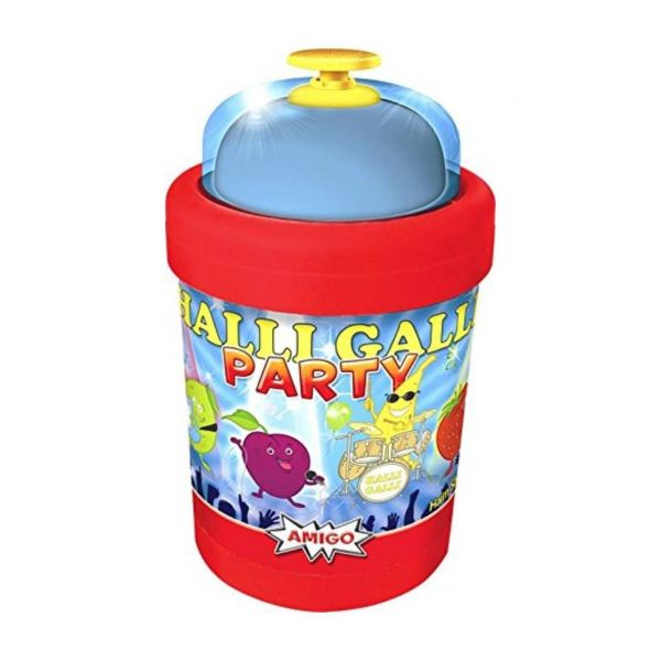 AMIGO 01711 - Familienspiele - Halli Galli Party