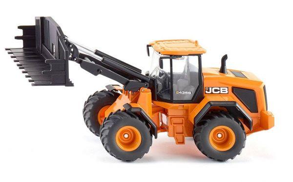 SIKU 3663 - FARMER - JCB 435S Agri Radlader Traktor