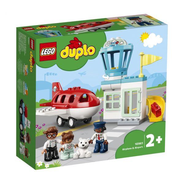LEGO 10961 - DUPLO® - Flugzeug & Flughafen