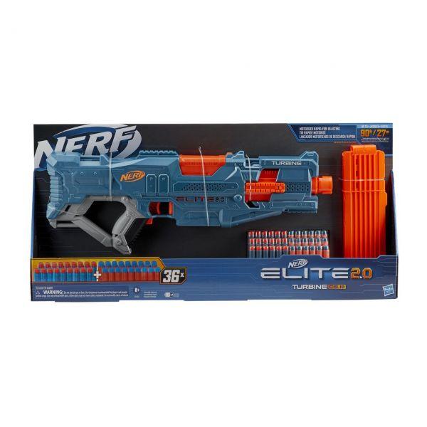 HASBRO E9481 - Nerf Elite 2.0 - Turbine CS-18