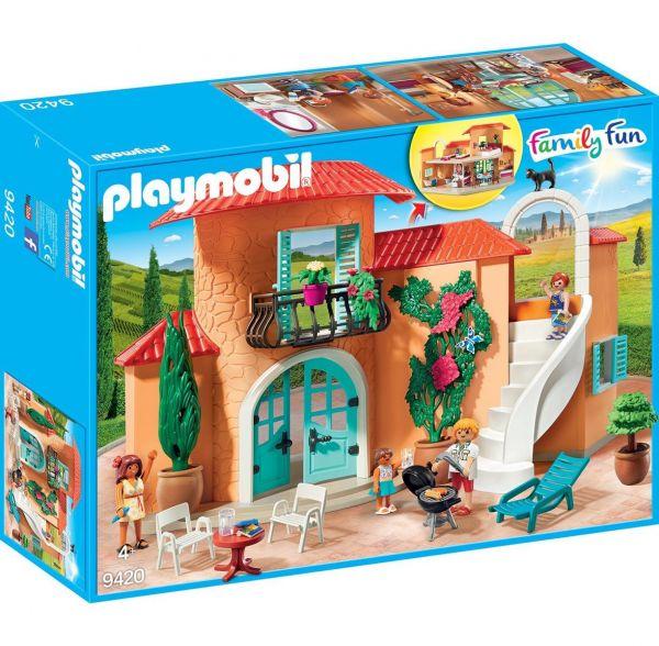 PLAYMOBIL 9420 - Family Fun Ferienvilla - Sonnige Ferienvilla